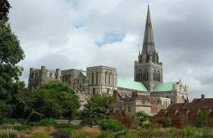 Chichester Cathedral, West Sussex