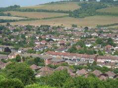 Findon Valley, West Sussex