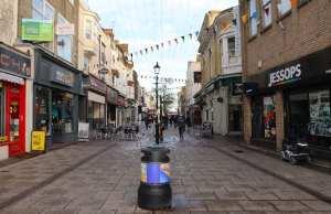 Warwick Street (After)
