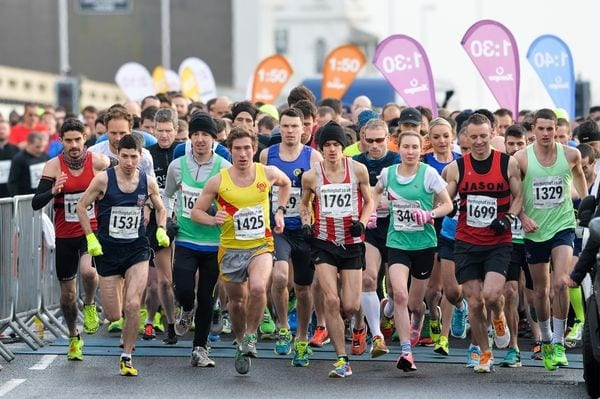 Image result for worthing half marathon