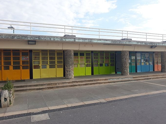 5d4d1e1d30 Worthing is ready for the summer holidays! - Sussex Local