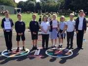 Students at Storrington Primary School