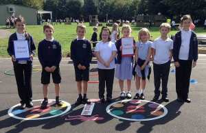 Students at Storrington Primary School