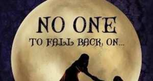 no one to fall back on