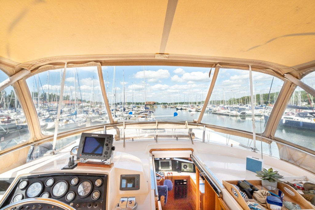 Fleming 55 for sale chichester yacht photographer