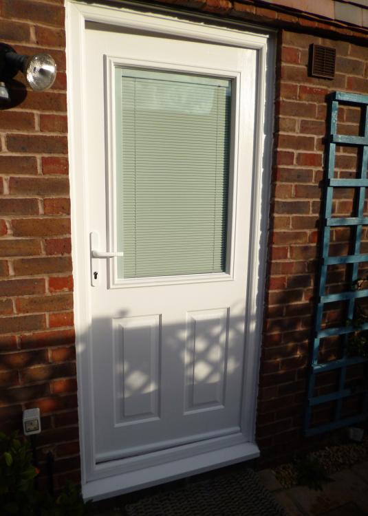 ResidentialBack doors  SussexSurrey Doors  Windows