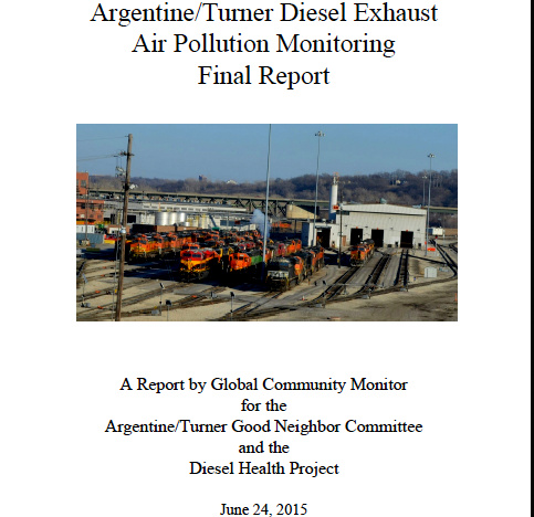 KCK Diesel Exhaust Air Pollution report