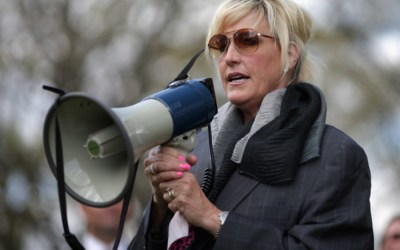 Erin Brockovich Speaks Out About Tyson Slaughter House