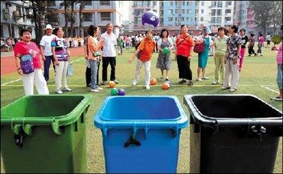 From Garbage Classification To Sustainability In China