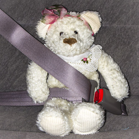 Assurance: Buckle up for safety!
