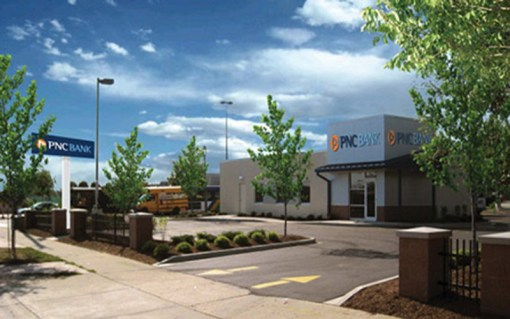 PNC East Capitol Bank Branch