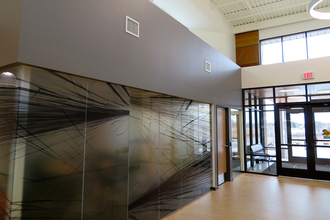 Steamfitters Foyer
