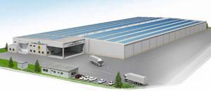 Solar Kyocera farms