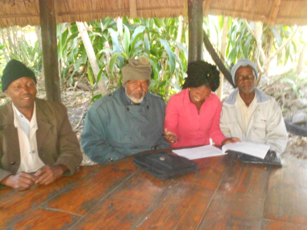 Ex-mine workers assistance fund