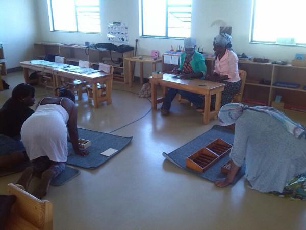 Numeracy training - April 2014 (2)