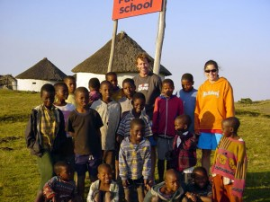 Sustainable Coffee Bay - School Support Fund
