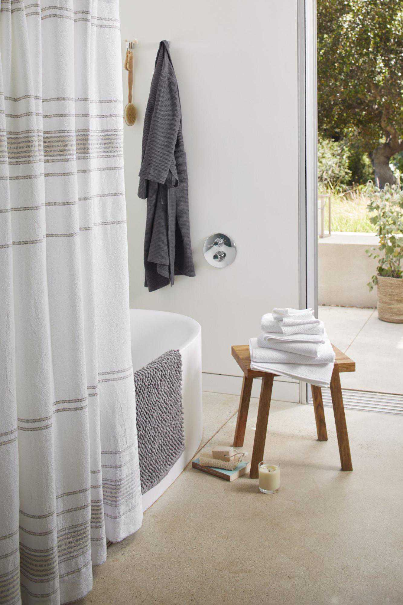 6 eco friendly shower curtains for hot