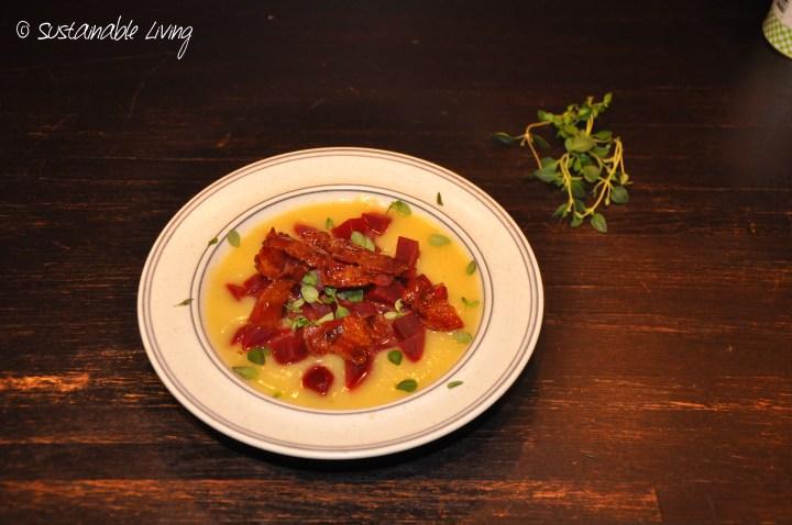 bacon soppa