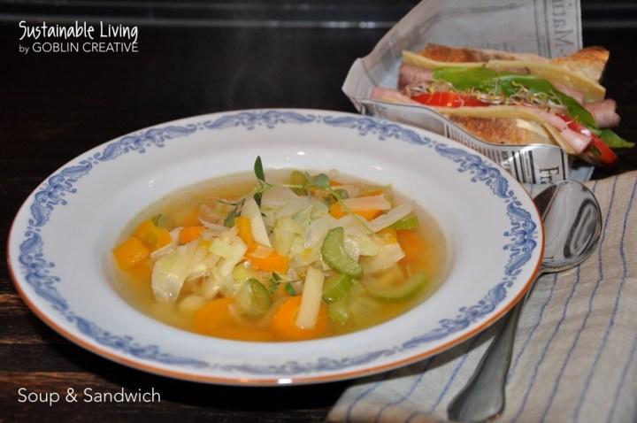 Soppa & Smörgås