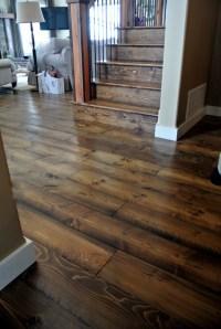 Circular sawn douglas fir flooring - Sustainable Lumber ...