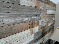 Reclaimed Wind Fence Wall Planks - Sustainable Lumber Company