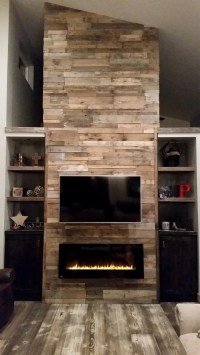 Pre-fab Pallet Wood Wall Panels - Sustainable Lumber Company