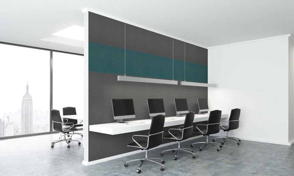 Organic Blocks - Strips Multi- Wall Rendering 2