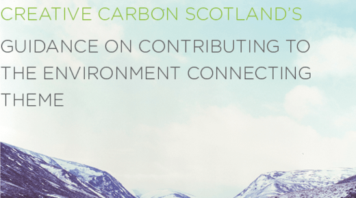Guide to Contributing to the Environment Connecting Theme
