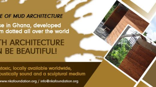OPEN CALL: NKA Foundation, MUD HOUSE DESIGN COMPETITION