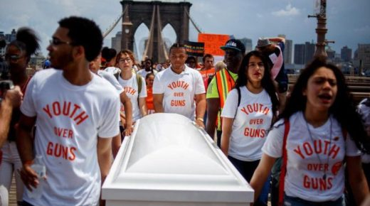 Persistent Acts: Gun Violence, Climate, and the Status Quo