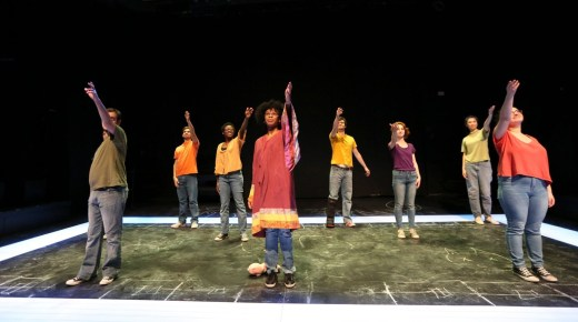 A Theatrical Revolution of Hope