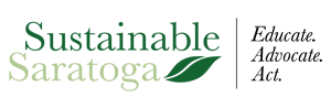 Sustainable Saratoga logo
