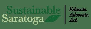 Sustainable Saratoga logo