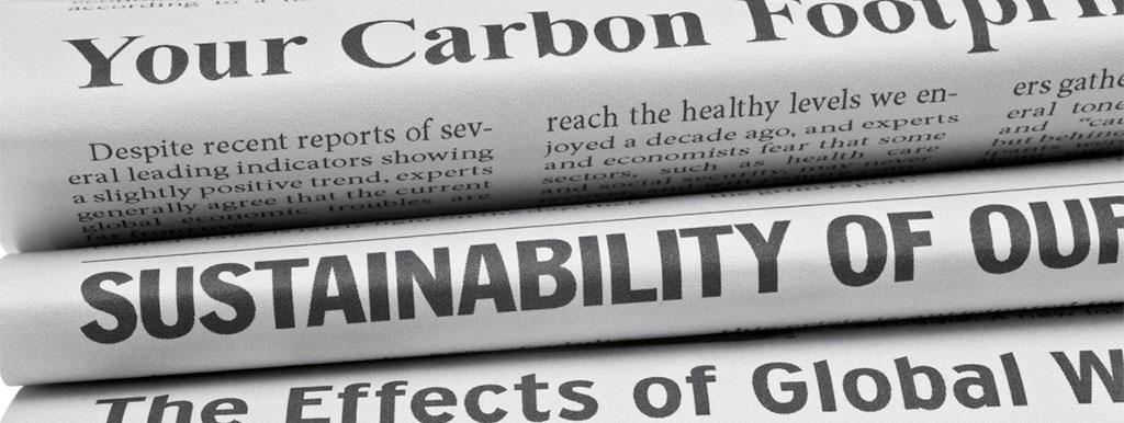 headlines on newspaper