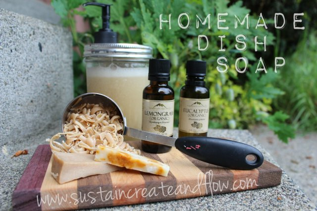 Dish-soap-homemade