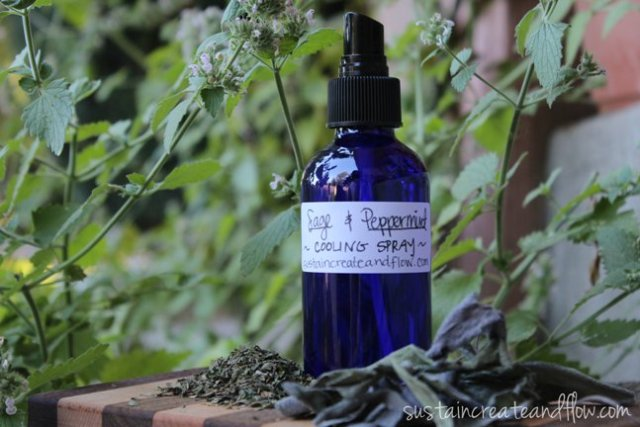 Sage-and-peppermint-cooling-spray