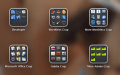 "My ""crap apps"" in Launchpad groups"