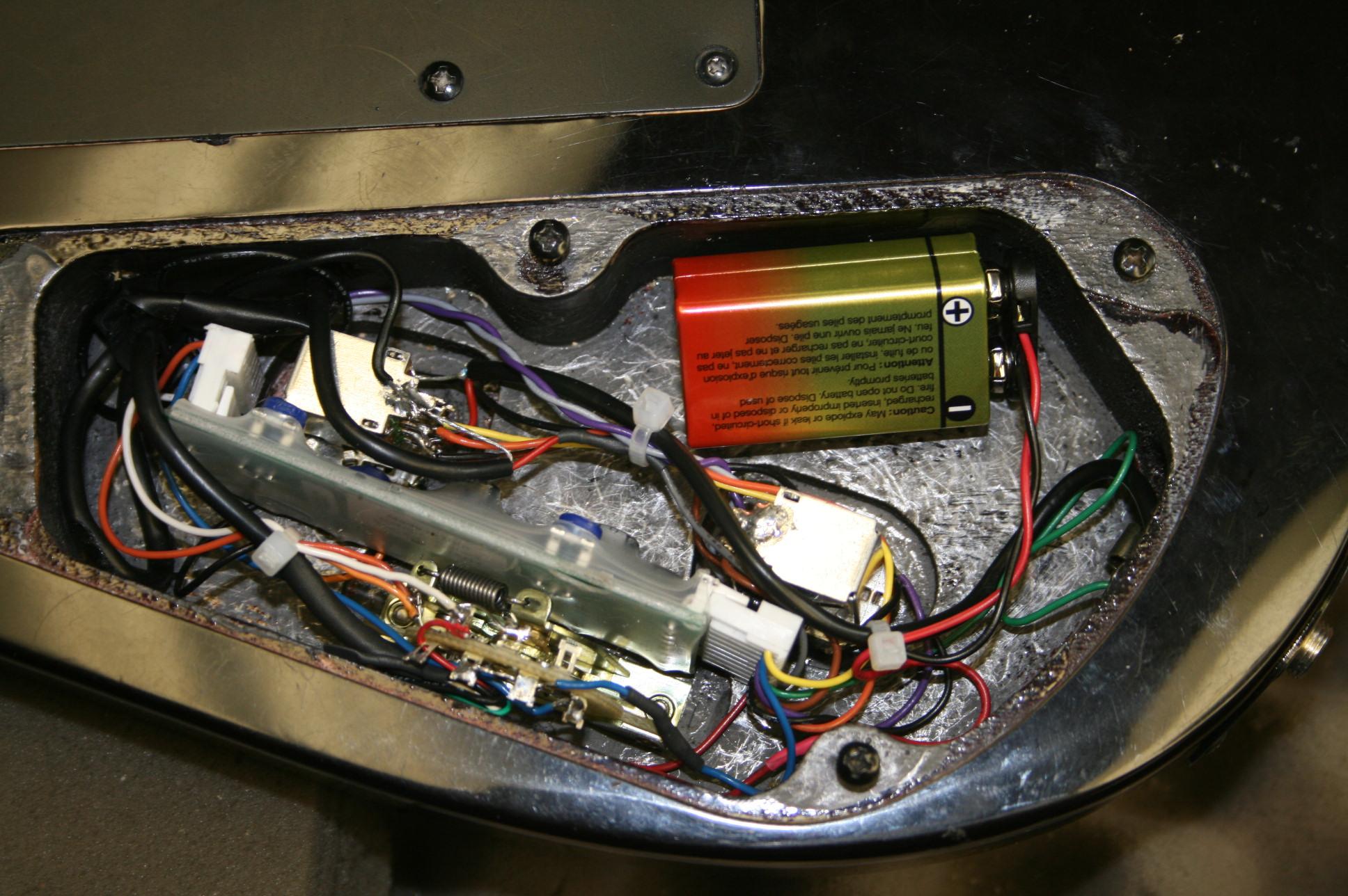 Guitar Pickup Wiring Diagrams On Input Jack Wiring Diagram Guitar