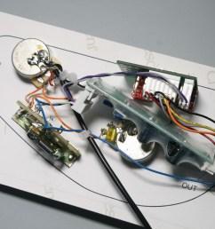 aux tt board in a jackson dk 2 semi installation note most wiring done by sustainiac connectors  [ 1936 x 1288 Pixel ]
