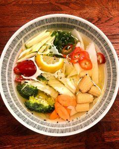 spicy yakisoba ramen