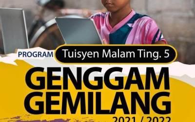 PROGRAM GEN GENGGAM GEMILANG (Tuisyen Malam SUTAMA)