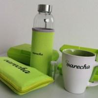 Súťaž o balíček predmetov s logom Varechy a kuchárske knihy