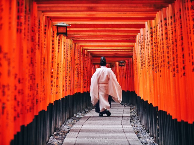 001 - Fushimi Inari (prêtre shintô 1)