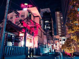 082 - Osaka Night