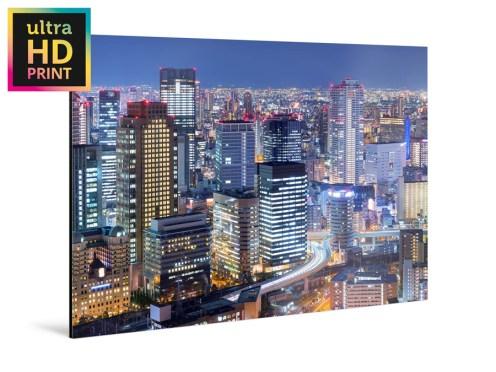 Fuji Crystal Professional Archive Maxima 220 g/m² sur Alu Dibond