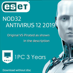 NOD32 Username and Password