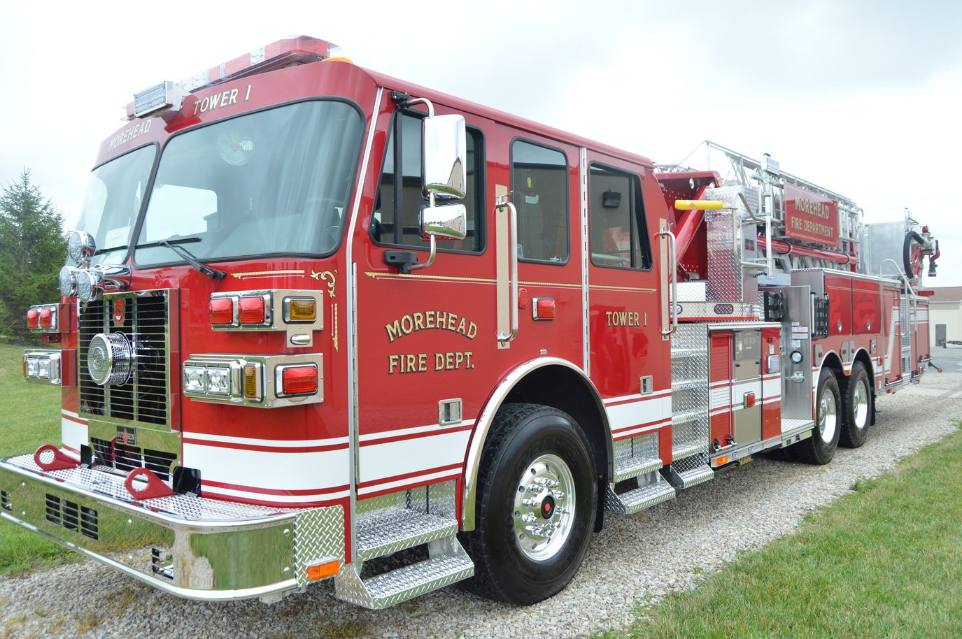 hight resolution of sph 100 morehead fire department