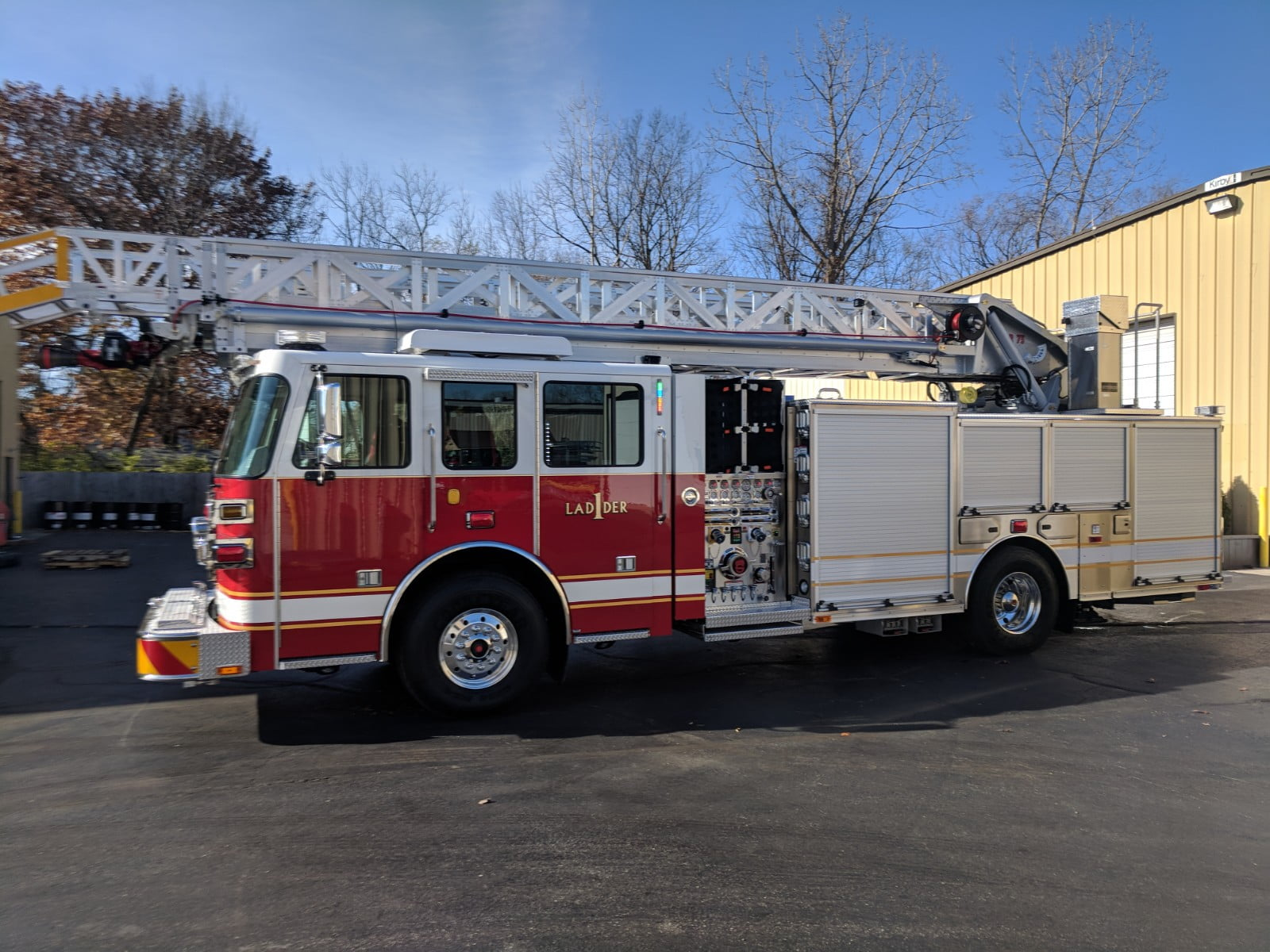 hight resolution of painesville fire department oh