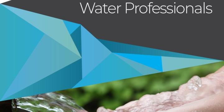 Download the Top 50 Resources for Water Professionals Guide Now!