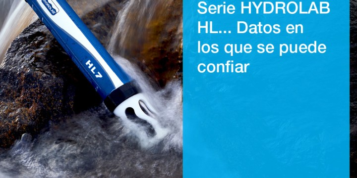 Watch now the On Demand HYDROLAB HL Series Webinar in Spanish!